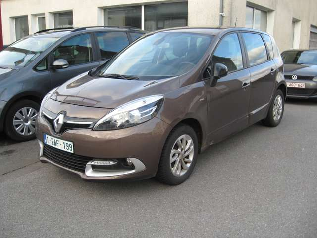 Renault Scenic 1.5 dCi Limited  GPS  VENDUE