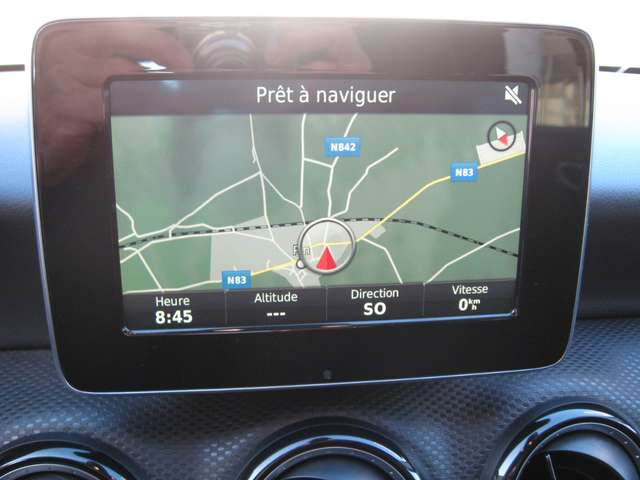 Mercedes A 180 d Edition  GPS