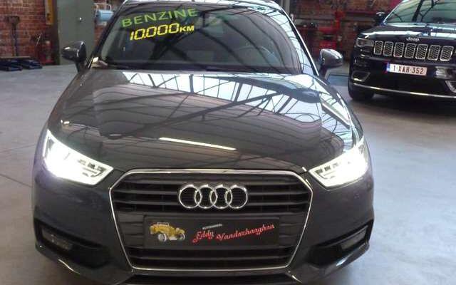 Audi A1 1.0 TFSI !!! 10.000 km !!!!  GPS  !!! XENON !!!