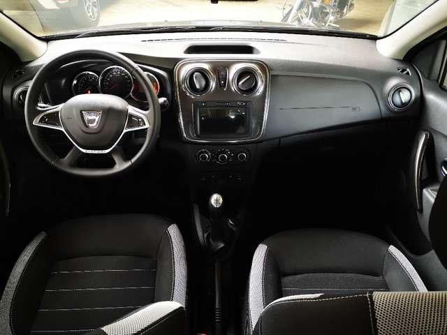 Dacia Sandero 0.9 TCe Stepway Plus (EU6.2)
