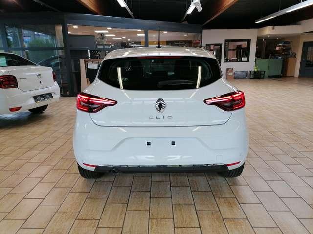 Renault Clio 1.5 Blue dCi Intens 85cv, nacré + options