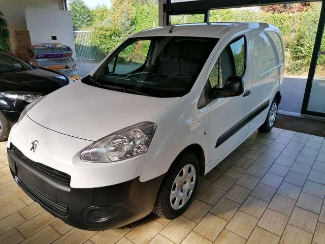 Peugeot Partner 1.6 HDi L1, 3 places, clim, radar, 8099€ +TVA