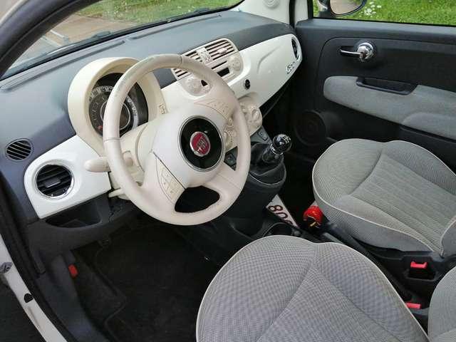 Fiat 500 1.2i Lounge