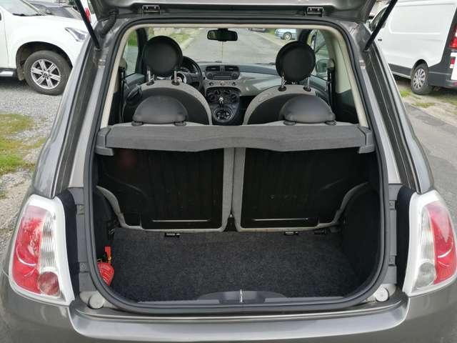 Fiat 500 1.2i Lounge PUR-02 Stop AUTOMATIQUE !!