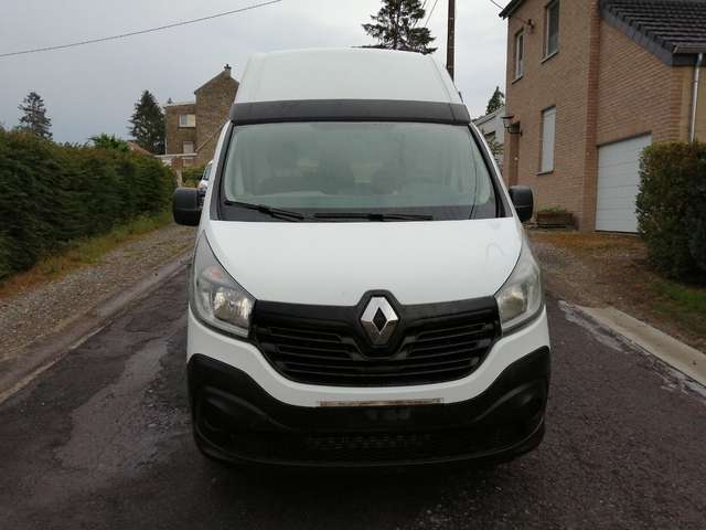 Renault Trafic L2 H2  DCI 125  13000e netto