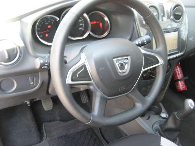 Dacia Sandero 0.9 TCe Stepway  (EU6.2)  NAVI/AIRCO/GARANTIE 1 AN
