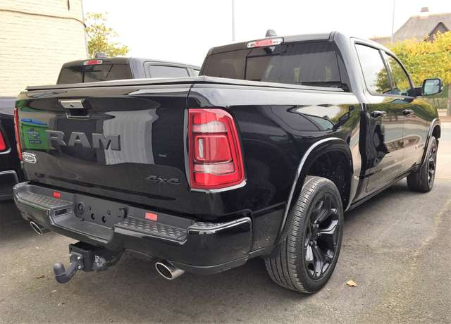 Dodge RAM 2020 LONGHORN NIGHT - € 59.900 ex