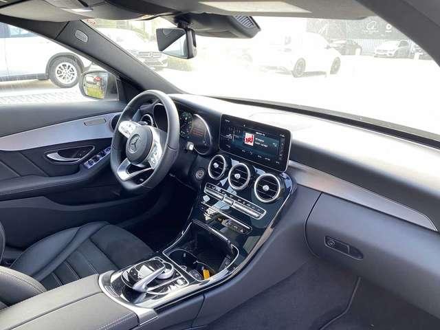 Mercedes C 300 de AMG LINE