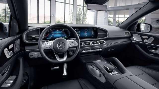 Mercedes GLE 350 de 4MATIC Coupé