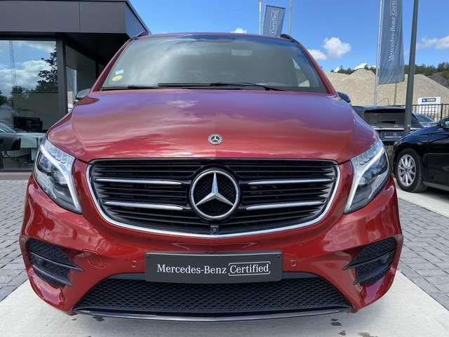Mercedes V 250 BlueTEC AVANTGARDE Long