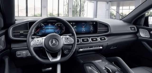 Mercedes GLE 400 d 4MATIC Coupé