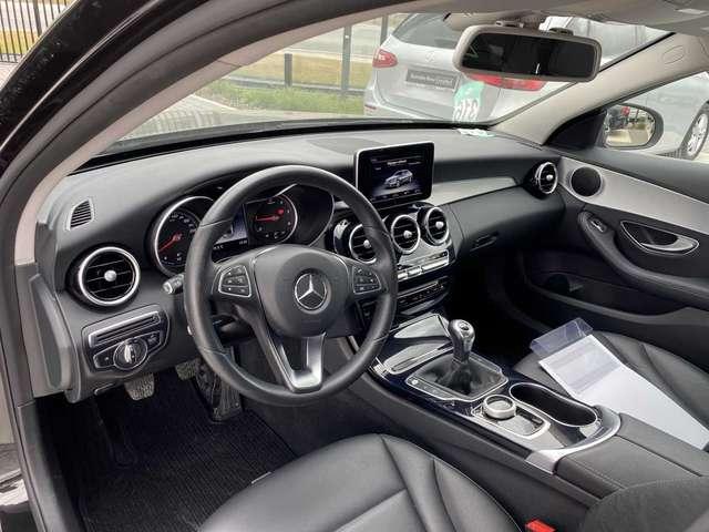 Mercedes C 200 d