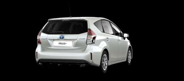 Toyota Prius+ Grand  7 plaatsen 1.8 Hybrid e-CVT Dynamic Plus +