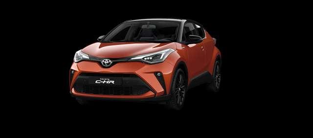 Toyota C-HR 5 deurs 2.0L Hybrid e-CVT C-euro