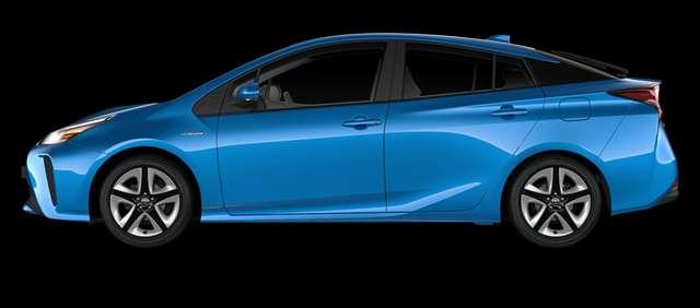 Toyota Prius+ Liftback 1.8 e-CVT Hybrid Lounge + Executive Pack