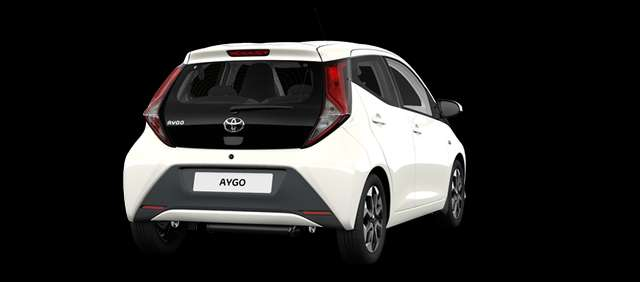 Toyota Aygo 5 deurs 1.0 VVT-i 5MT X-style II + X-wave