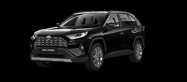 Toyota RAV 4 5 deurs 2.5 Hybrid 2WD e-CVT Premium + JBL Pack +