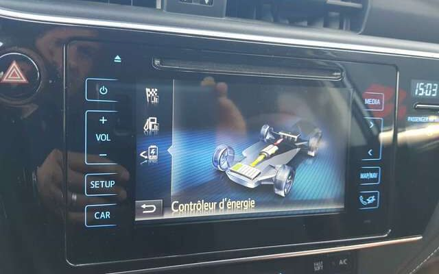 Toyota Auris 1.8L HSD