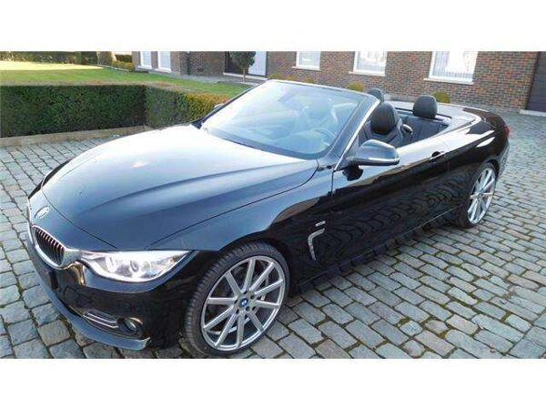 BMW 420 4 CABRIO DIESEL LUXURY FULL OPTION 22500KM