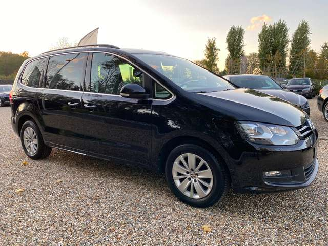 Volkswagen Sharan 2.0 TDi 4Motion*GARANTIE 12 MOIS*CAMERA AR*7PLACES