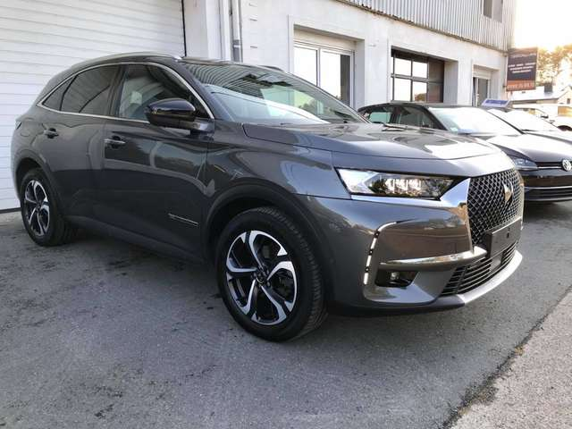 DS DS 7 Crossback 2.0 BlueHDi So Chic -OPERA -CUIR massant -chauff.