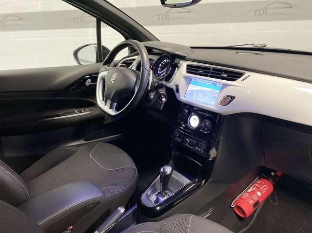 Citroen DS3 *CABRIO*1.6 e-HDi Sport*AUTOMATIQUE*WWW.TDI.BE*