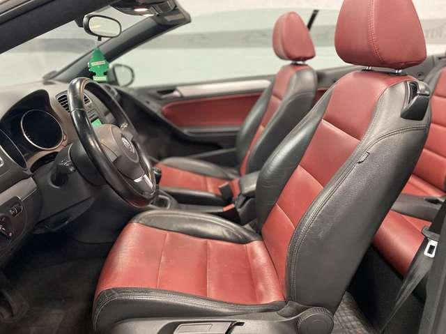 Volkswagen Golf Cabriolet 1.6 CR TDi*CUIR BICOLOR*KLIM*WWW.TDI.BE*