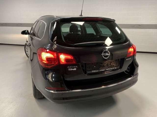 Opel Astra 1.4 Turbo Cosmo*1ER PROPIRO*89.000KM*WWW.TDI.BE*