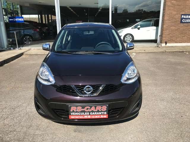 Nissan Micra 1.2i Visia Pack ETAT IMPECCABLE!! AIRCO!! GARANTIE