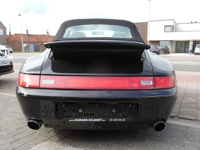 Porsche 993 3.6i Carrera 4