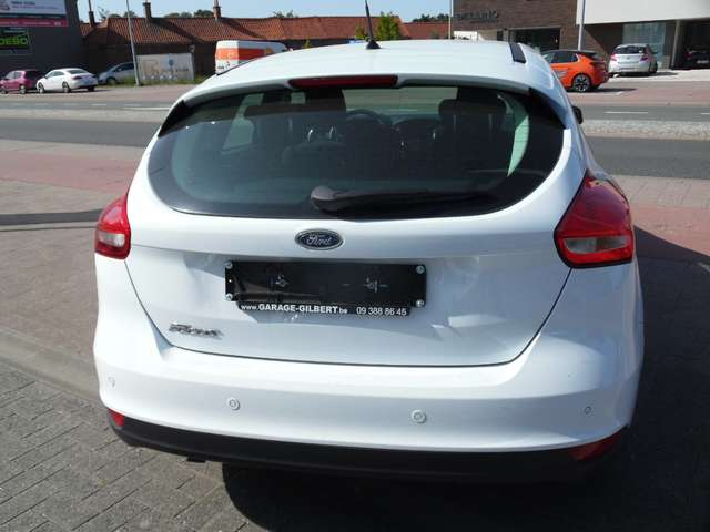 Ford Focus 1.5 TDCi ECOnetic Trend