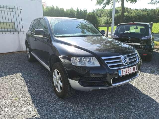 Volkswagen Touareg 2.5 R5 TDi  Lichte vracht 2 plaatsen !!!