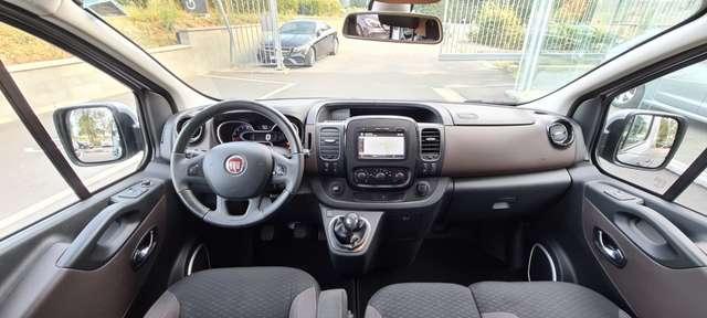 Fiat Talento DOUBLE CABINE**GPS+CAMERA**9 PLACE**