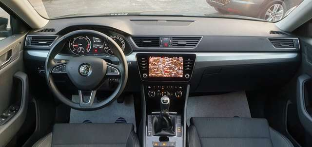 Skoda Superb 1.6 CR TDi **NEW MODEL**GPS+CAMERA***CLIM-AUTO**