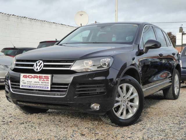Volkswagen Touareg 3.0 CR TDi V6 Tiptronic /FULL OPTION/GAR./1AN