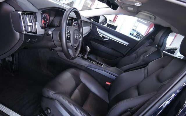 Volvo S90 2.O D4 19OCV MOMENTUM MATRIX GPS CUIR CLIM CAMERA
