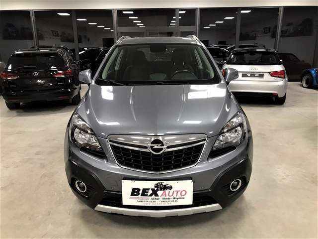 Opel Mokka 1.7 CDTI*1erProp*GARANTIE12MOIS*GPX*CAMERA*6VIT*