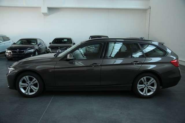 BMW 316 D TOURING DIESEL Carnet entretien