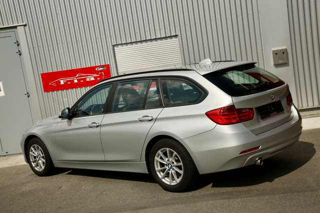 BMW 318 D TOURING - Cuir Noir - GPS - 1 Propriétaire