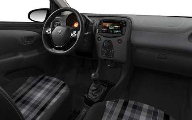 Peugeot 108 1.0 VTi 72 ch ()