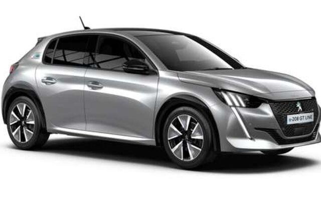 Peugeot 208 New  e- ()