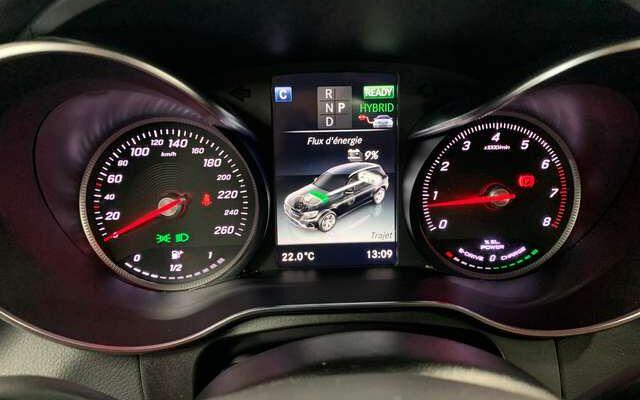 Mercedes GLC 350 E 4MATIC | 30 150 euro NETTO OPEN ROOF