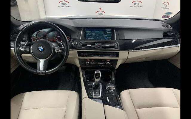 BMW 530 D XDRIVE LUXURY 1ST OWNER 60.000KM