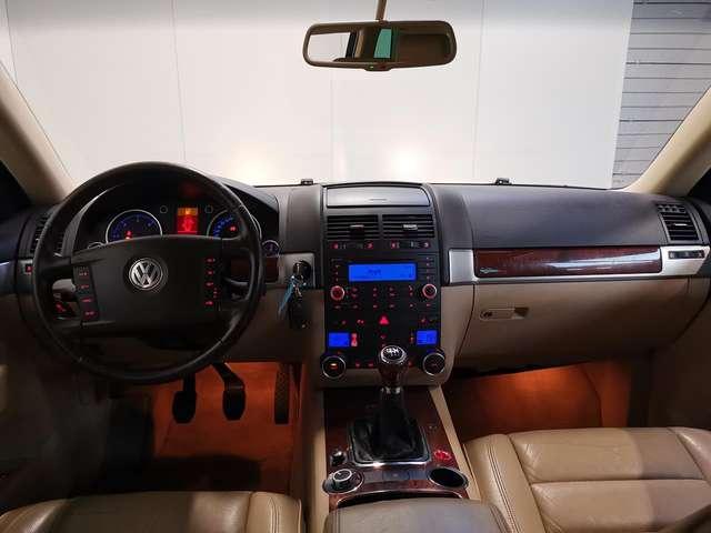 Volkswagen Touareg 2.5 TDI Manueel 4x4 - Leder - Airco