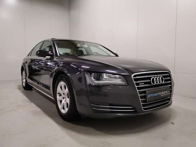 Audi A8 3.0 TDI Quattro Autom. - Leder - Topstaat! 1Ste Ei