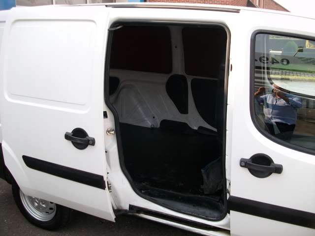 Fiat Doblo MAXI LANG CHASSIS