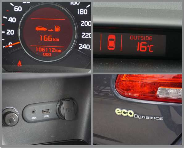 Kia cee'd / Ceed 1.6 CRDi  Eco./Airco/PDC/106Dkm/5 Deurs/*Garantie*