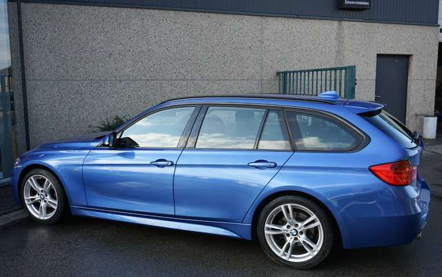 BMW 318 d M Pack /Navi/Alcantara/Airco/PDC/Xenon/Garantie