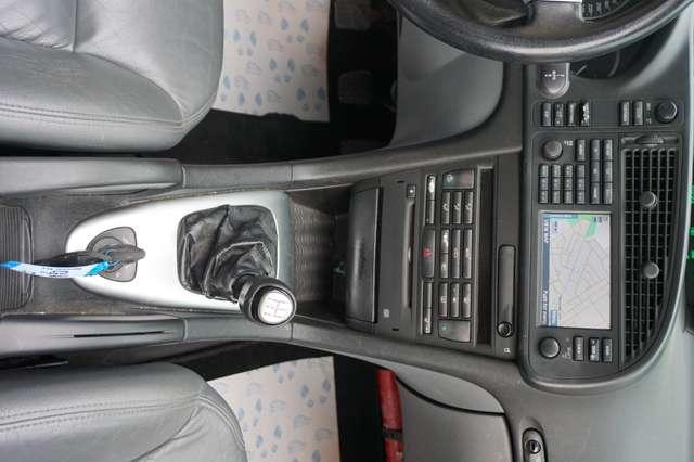 Saab 9-3 Cabrio Benzine /Navi/Airco/Leder