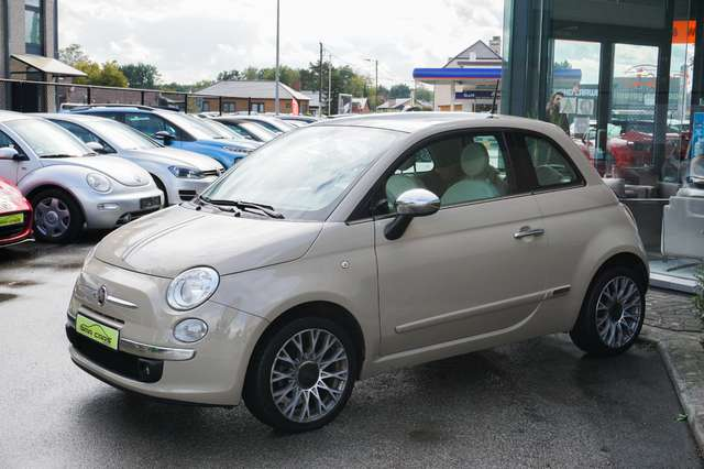 Fiat 500 1.2 Benzine/ 50Dkm/ Airco/ Pano/ Navi/ Garantie*